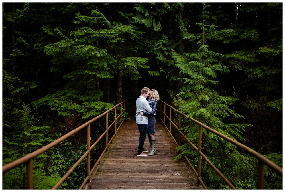 Alouette Lake Spirea Forest Engagement Photo Session Green Forest Woods Rich Colours Candid Happy Love Maple Ridge photographer_0007.jpg