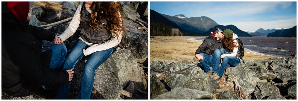Stave Lake Adventure Engagement  Photographer Mission Fun Candid Natural Romantic Couple Poses_0004.jpg