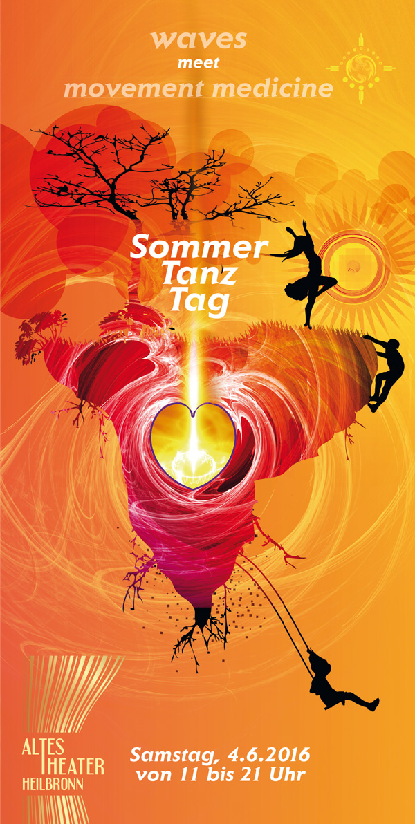 SommerTanzTag - Wave im ALTEN THeater Heilbronn