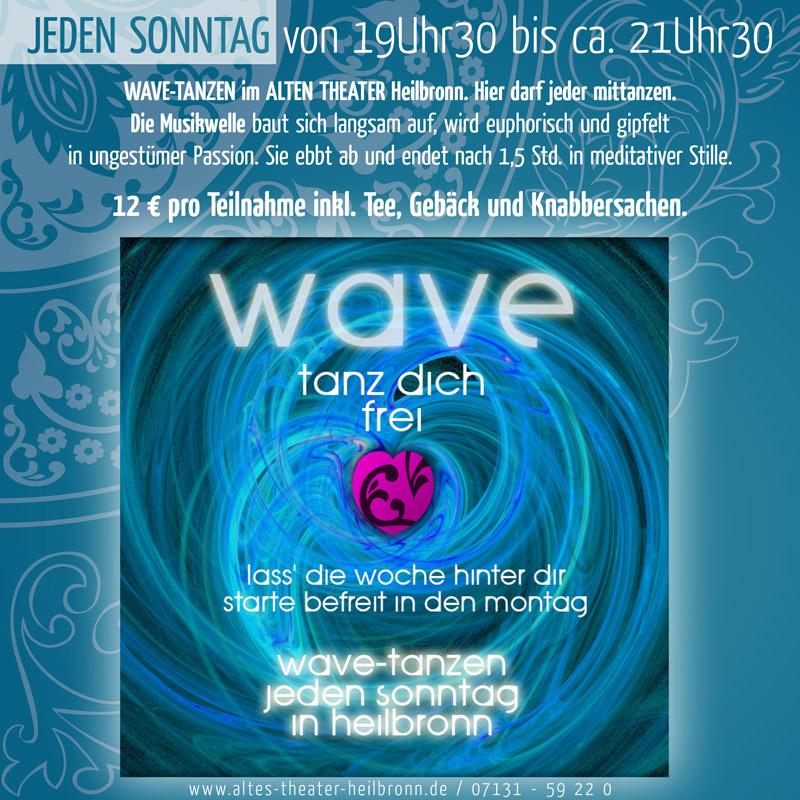 Wave-tanzen mit Tamara in Heilbronn