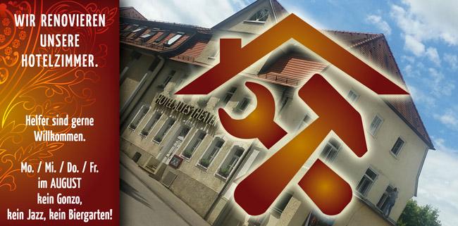 Hotelzimmer in Heilbronn