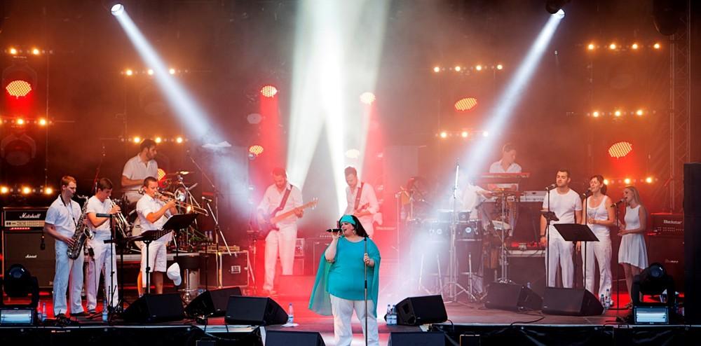 Soul-Nacht mit TANSY DAVIS im ALTEN THEATER Heilbronn