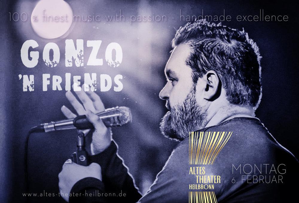 Gonzo N Friends Heilbronn