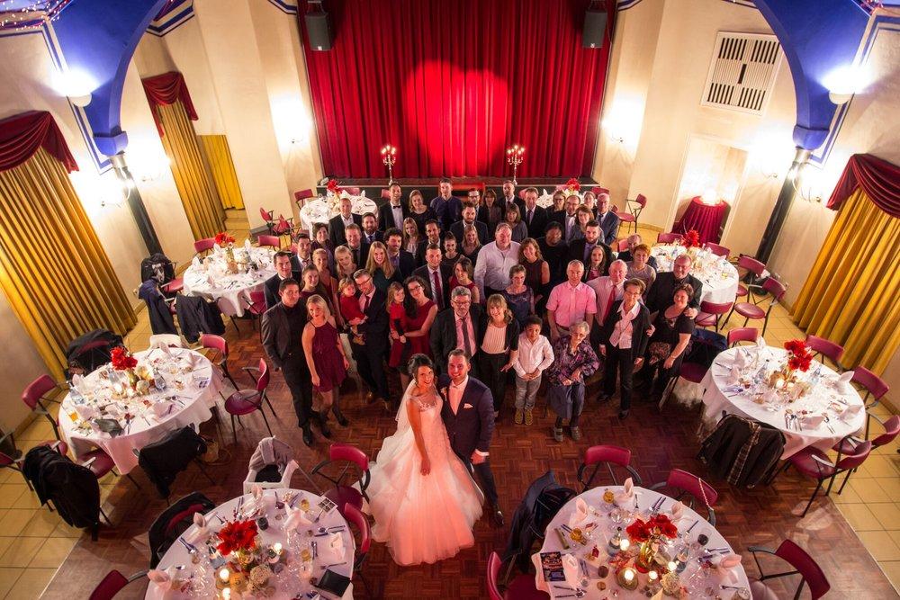 Hochzeit feiern im ALTES THEATER Heilbronn