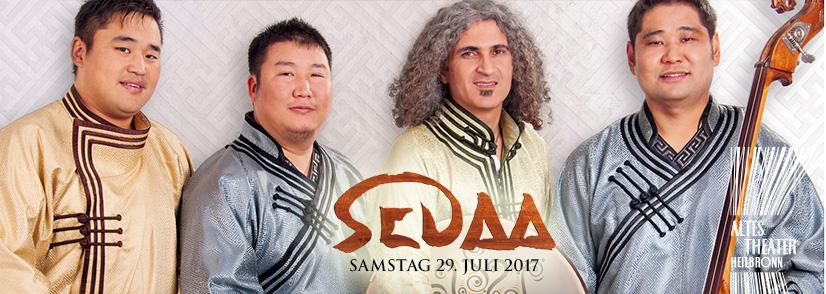 SEEDA - Weltmusik im ALTES THEATER Heilbronn