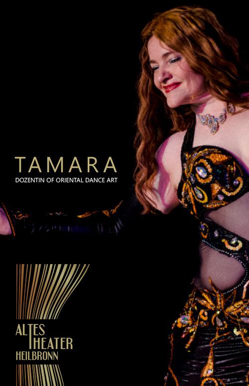 EXTRA-WORKSHOP mit TAMARA Oriental Dance