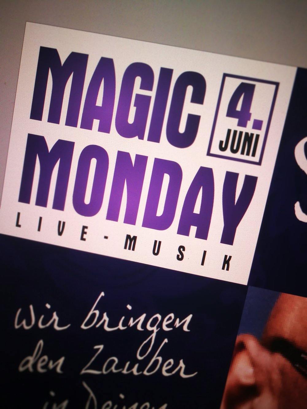 Magic Monday 03 im ALTES THEATER Heilbronn