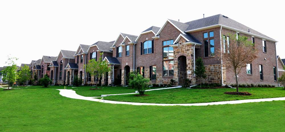 Brickrow townhomes hoa