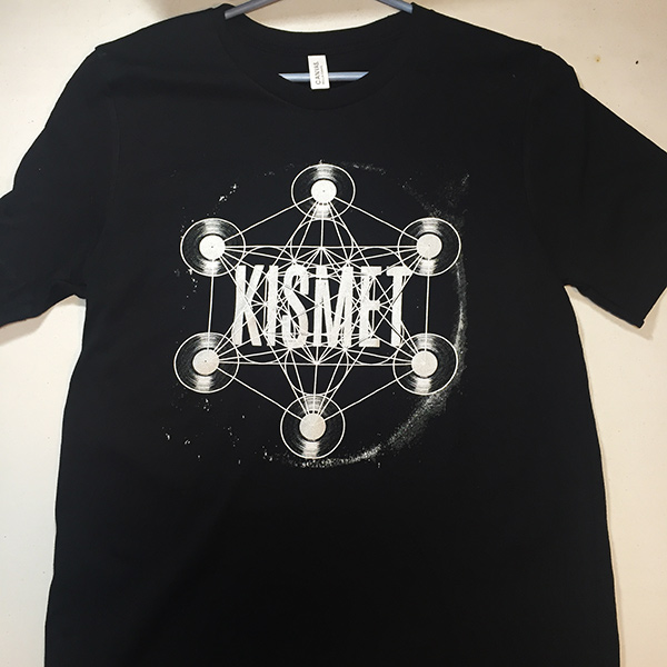 KISMET RECORD STORE DAY 2017 T-SHIRT