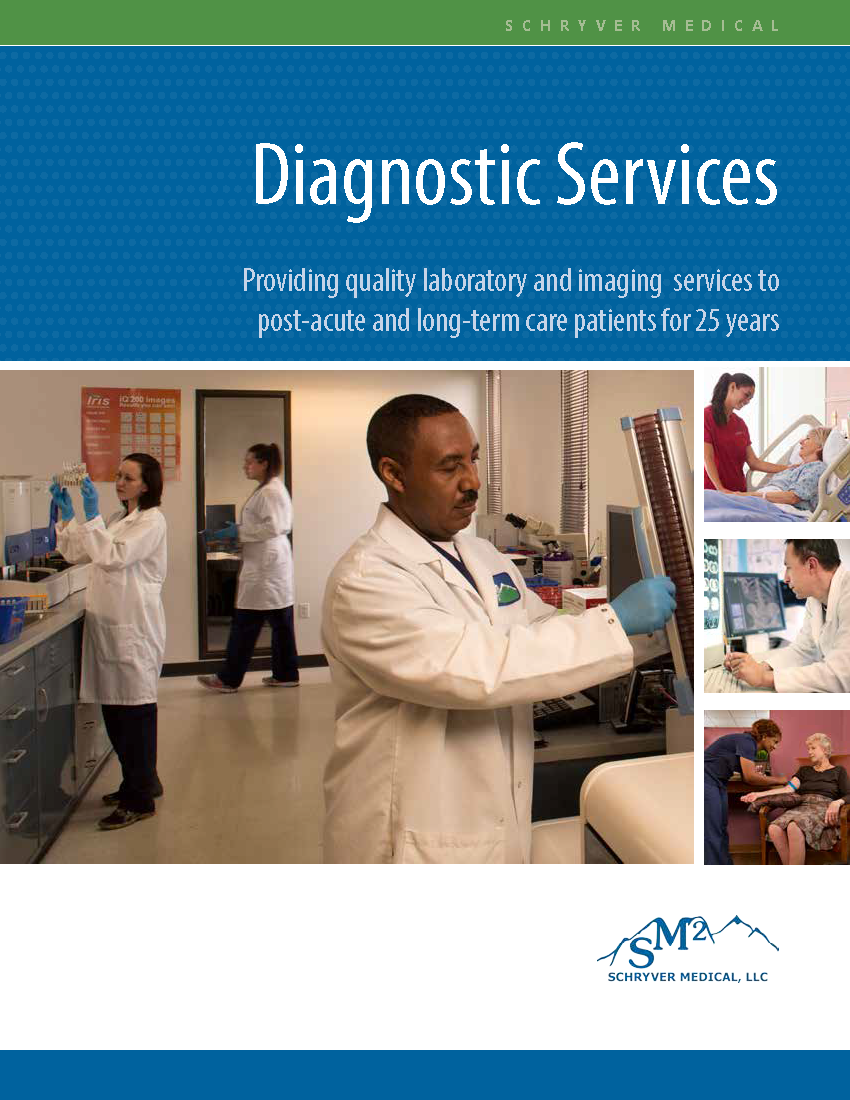Diagnostic Services Brochure (PDF)