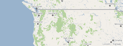 Additional Examples of Styled Maps Using Google Maps API 3