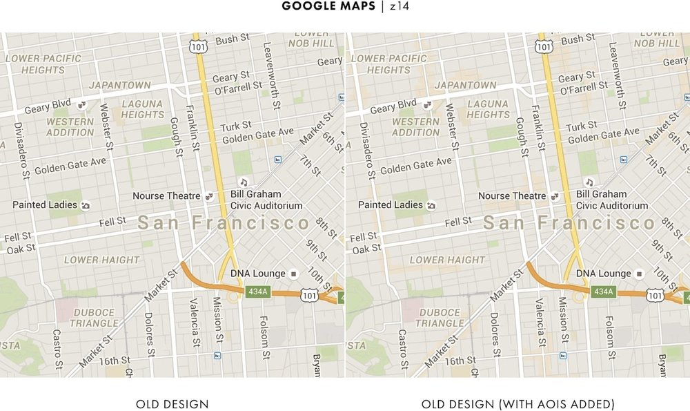 A Year of Google & Apple Maps
