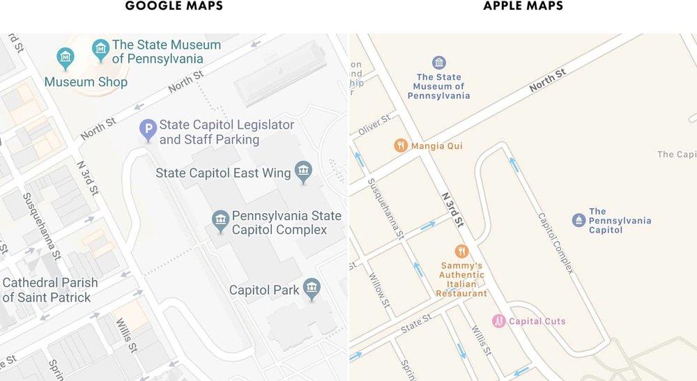 Salem Oregon Map Google.Google Maps S Moat