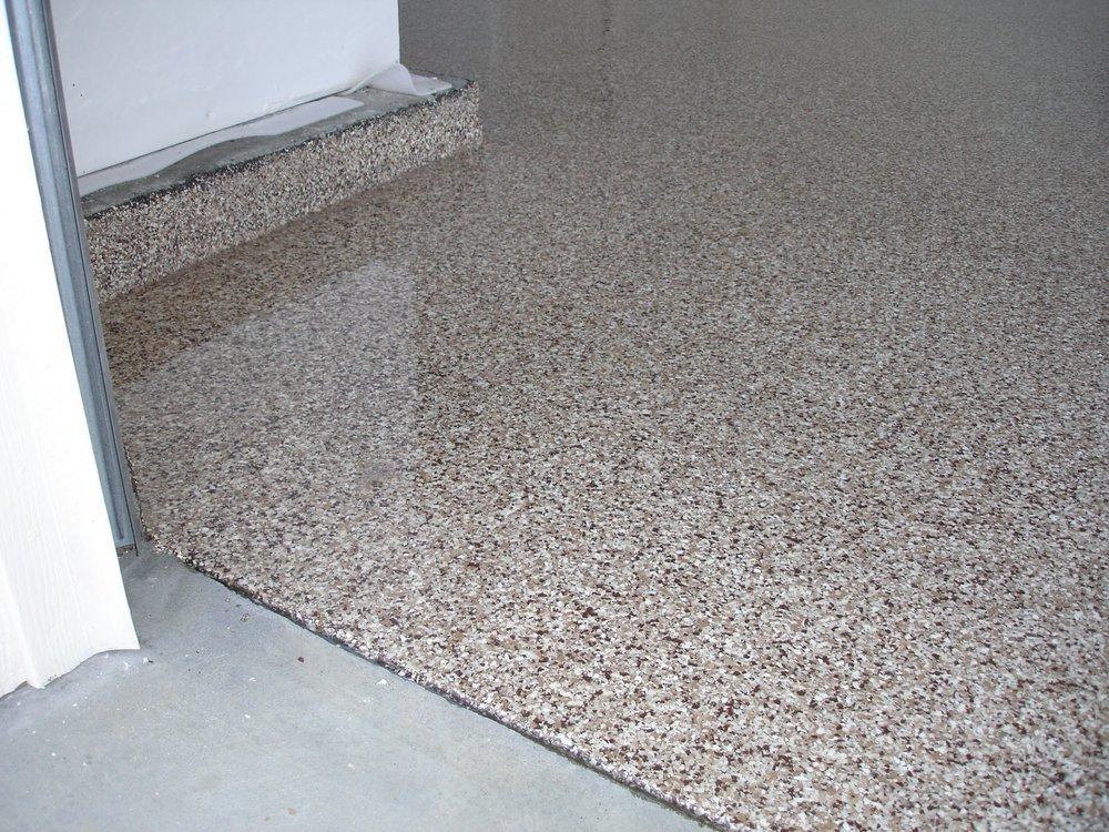 Gleamingschedul40 s blog for American garage floor