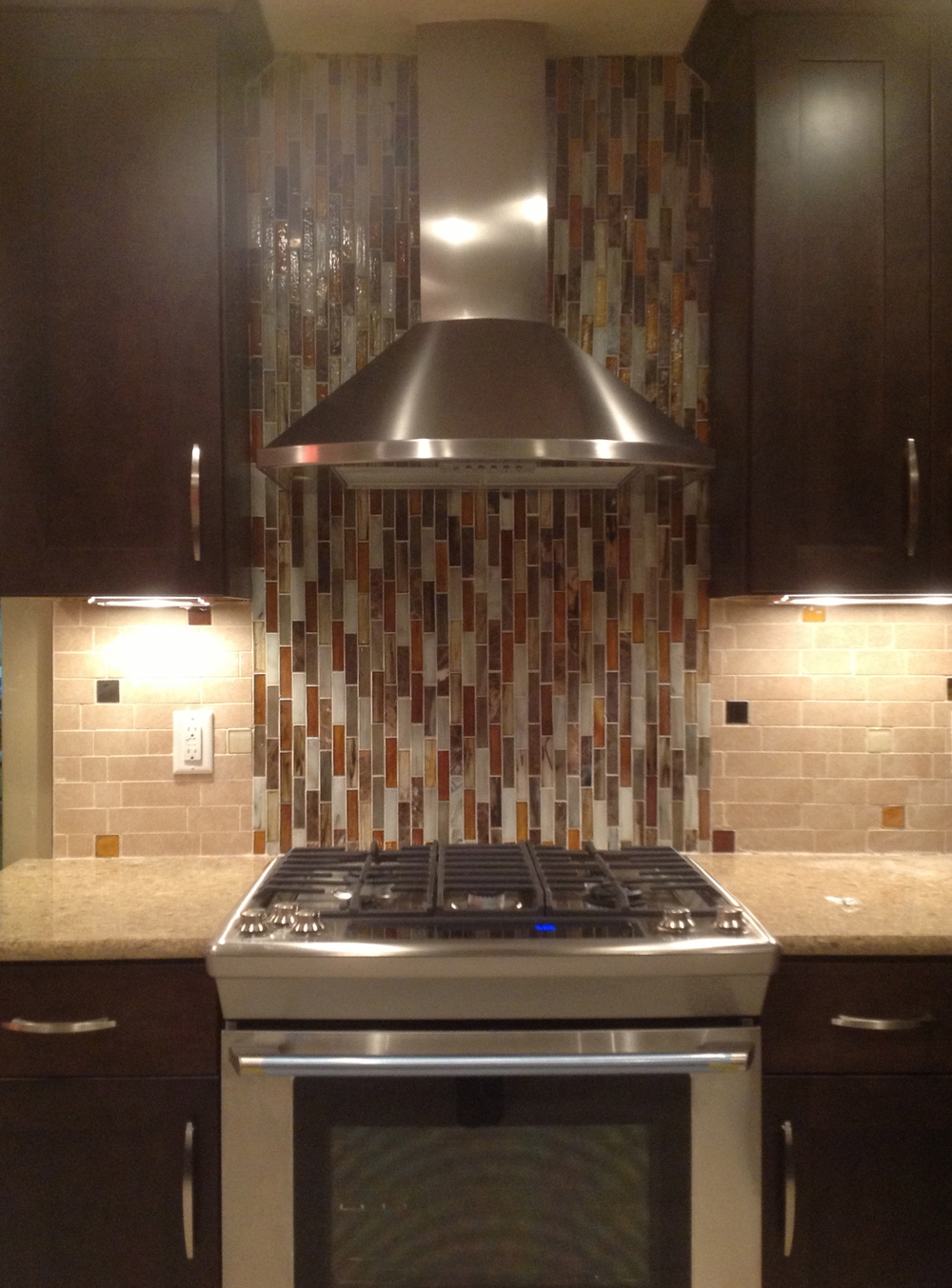 Mission Style Kitchen Cabinets.