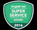 Click on the logo above to    see our most current Angie's List Reviews.