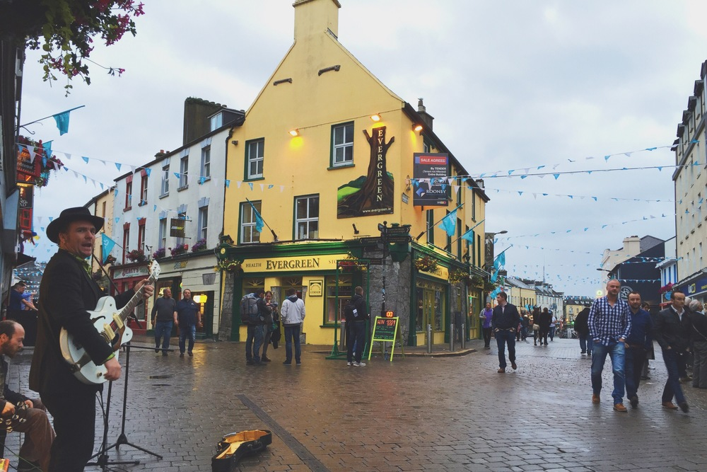 Galway was great to walk around and explore.