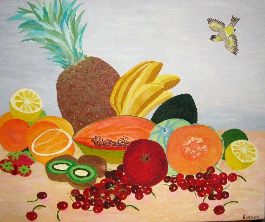 11. frutta, tempere su tela.jpg