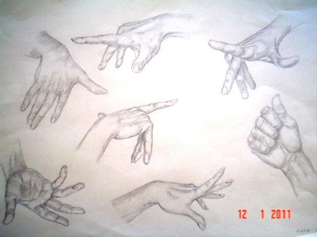 Disegno A Mano Libera Freehand Drawing Home