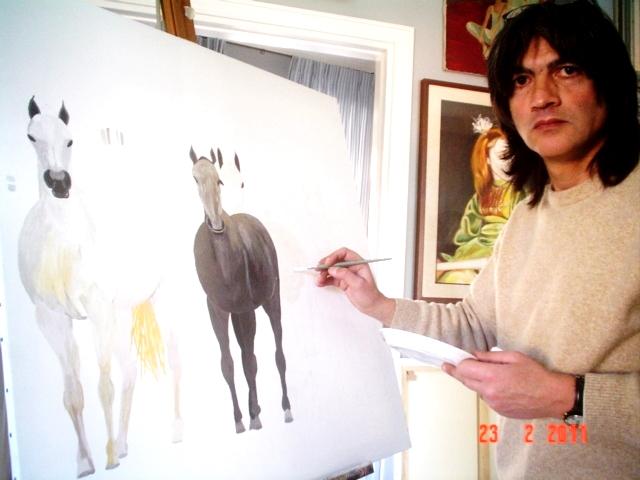 dipingendo cavalli, un classico