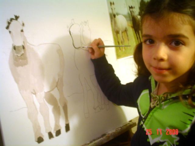 giulia 6 anni 2009