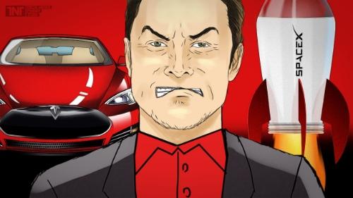 Musk, on choosing between SpaceX & Tesla