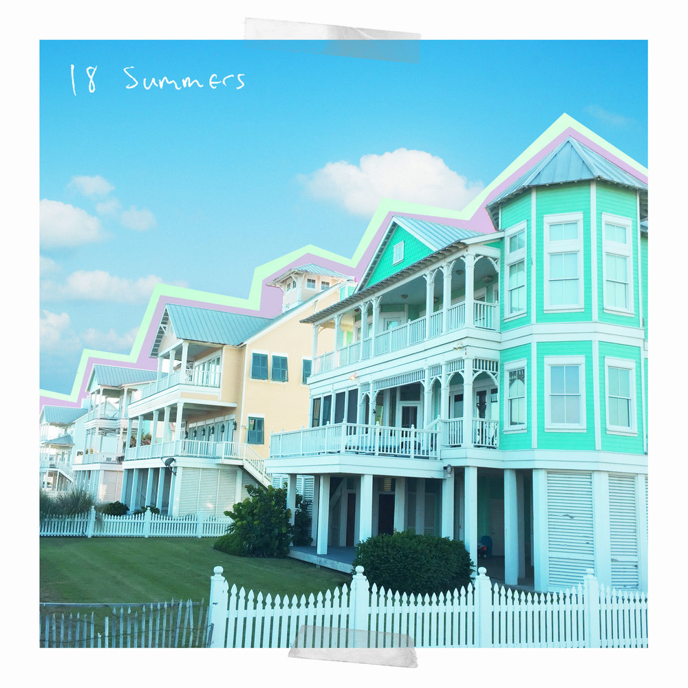 18 SUMMERS - NOW AVAILABLE