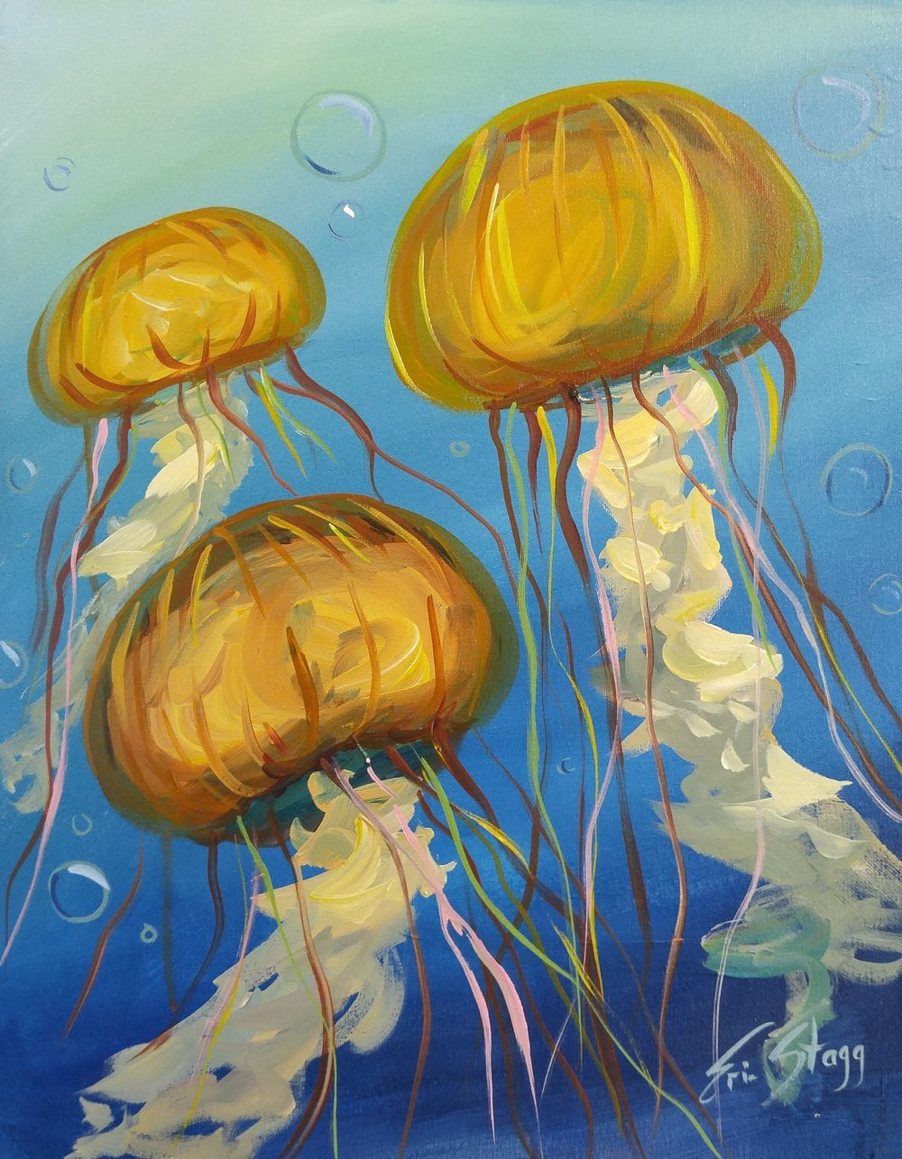 Jellyfish - Level: Easy, Time: Unrated