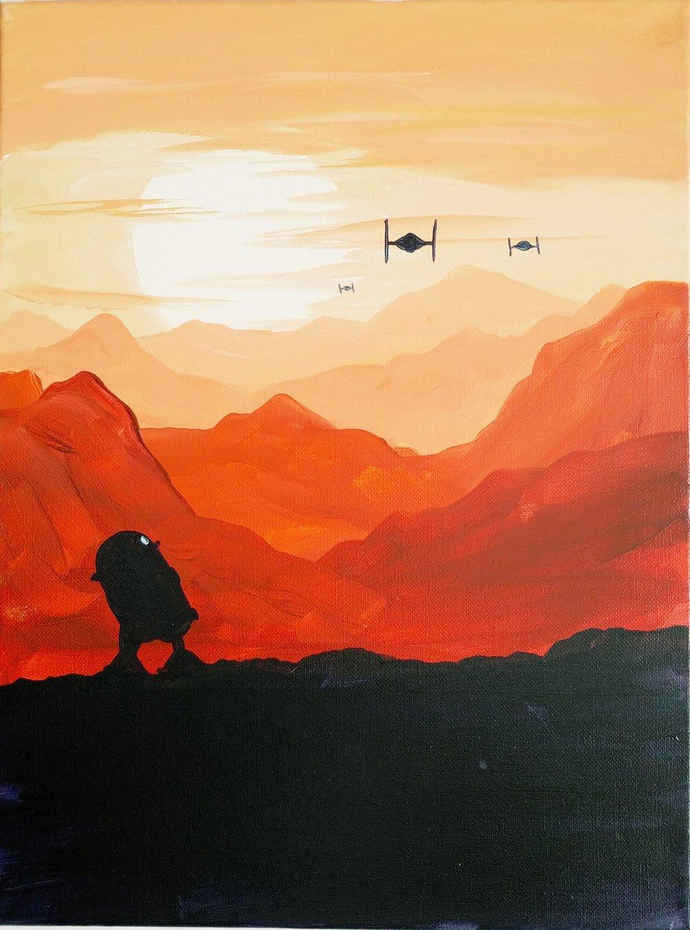 Star Wars - quick design
