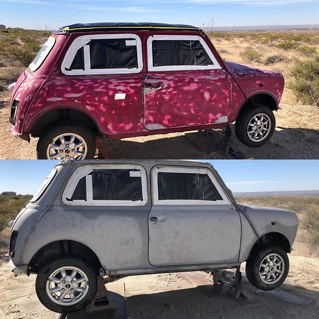 Blasted this little jewel!  #cleanblast #mediablasting #sandblasting  #concreteblasting #stuccoblasting #paintremoval #commercialwork #industrialwork #buildingrestoration #marine #lascruces #elpaso #newmexico #texas