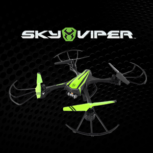Sky Viper  →    for Open Bar Interactive