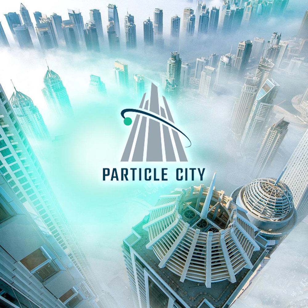 Particle City   →    for Open Bar Interactive