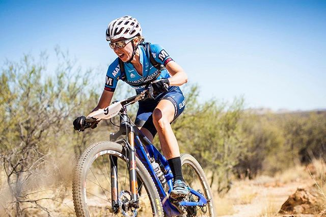 Stoked for our girl @imogenjsmith who rides for @marathonmtb and @milesbrakes  She came First in Elite Female at today's Convict 100. Well done Imo!  #MilesRacing #Convict100