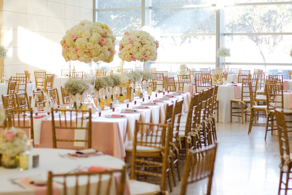 winsor event studio museum of fine arts mfa wedding head table