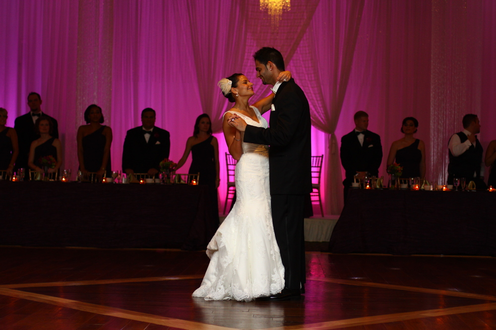 winsor event studio first dance