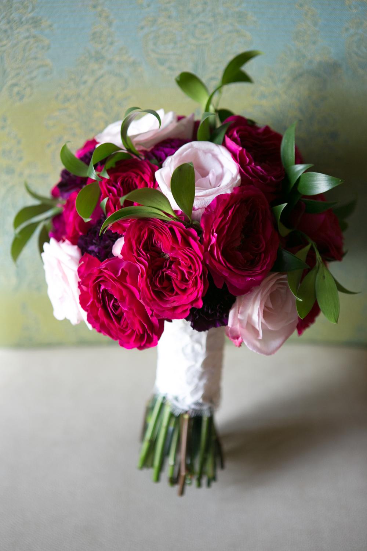 winsor event studio peony pink bouquet