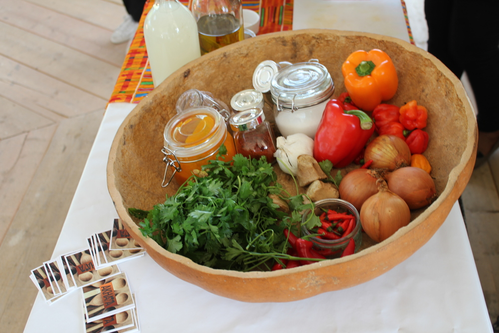 Calabash of Ingredients