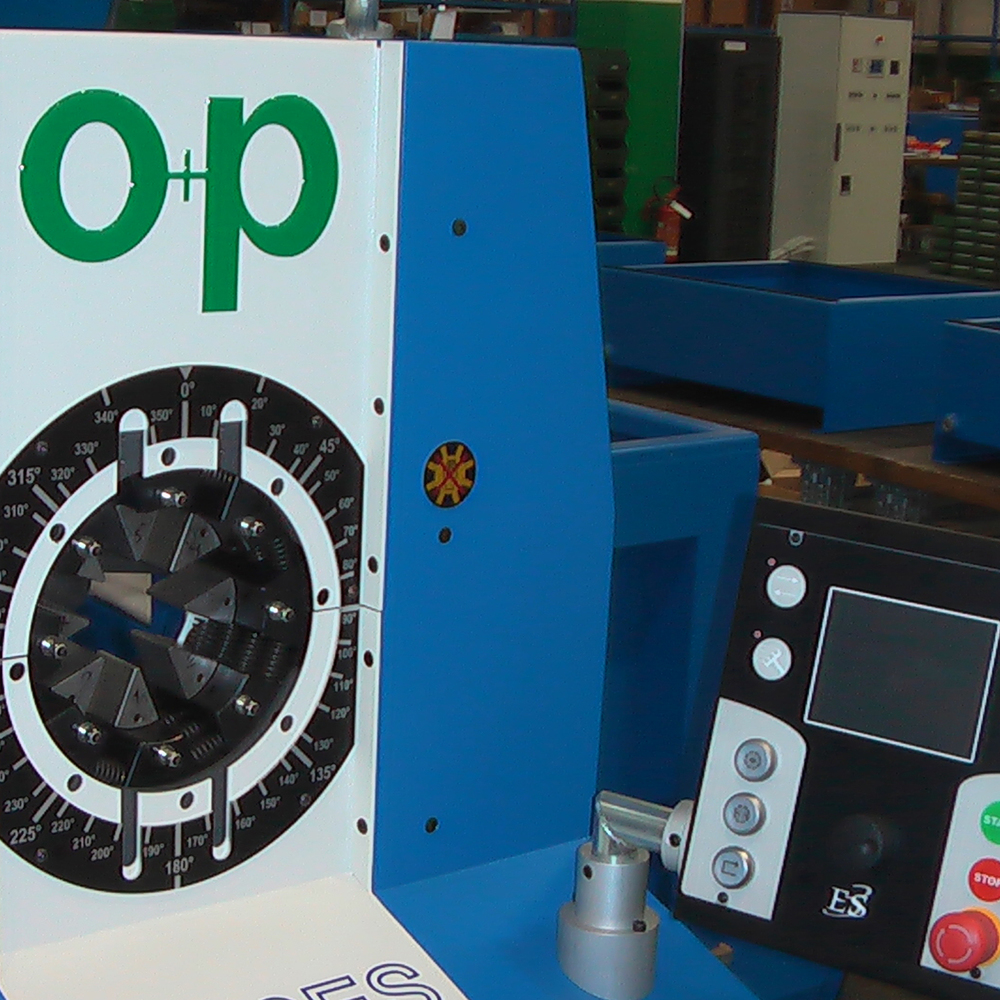 O+P HOSE PROCESSING EQUIPMENT