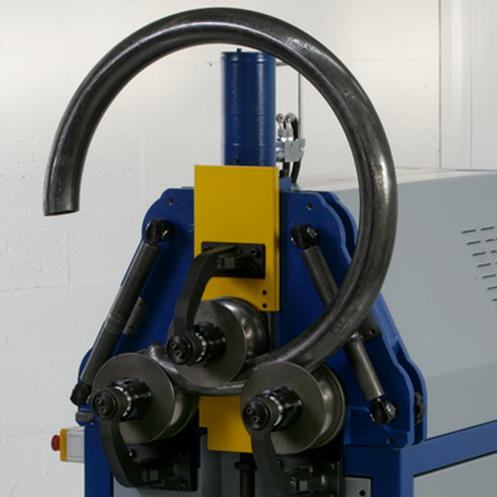 HYDRAULIC ROLL BENDERS