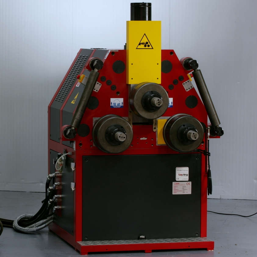 cnc-hydraulic-roll-bender-machine