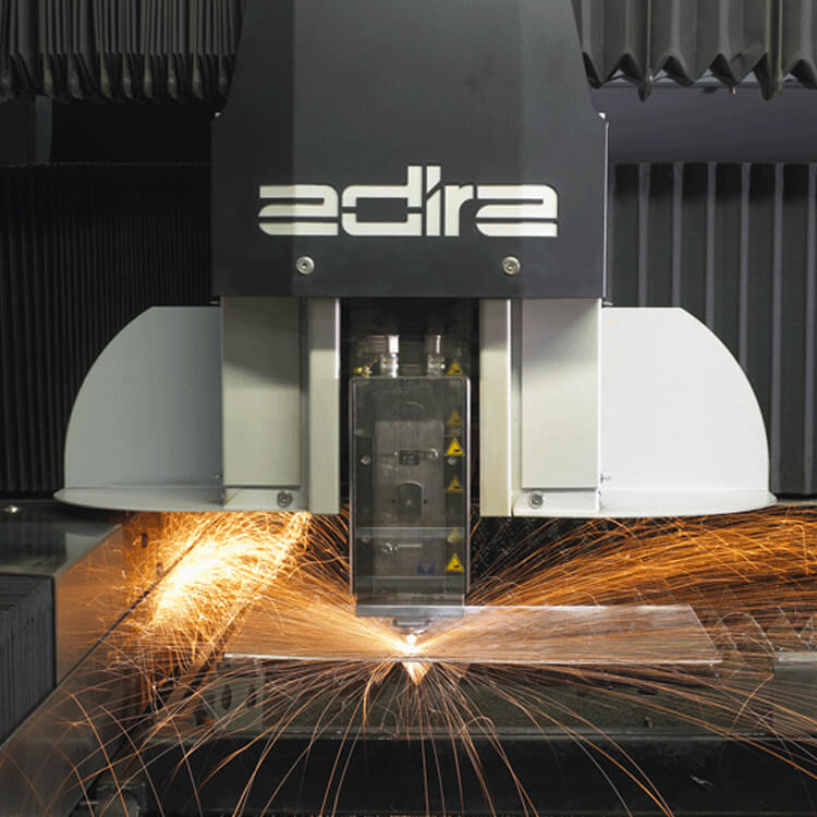 ADIRA TUBE AND PLATE LASER SYSTEMS