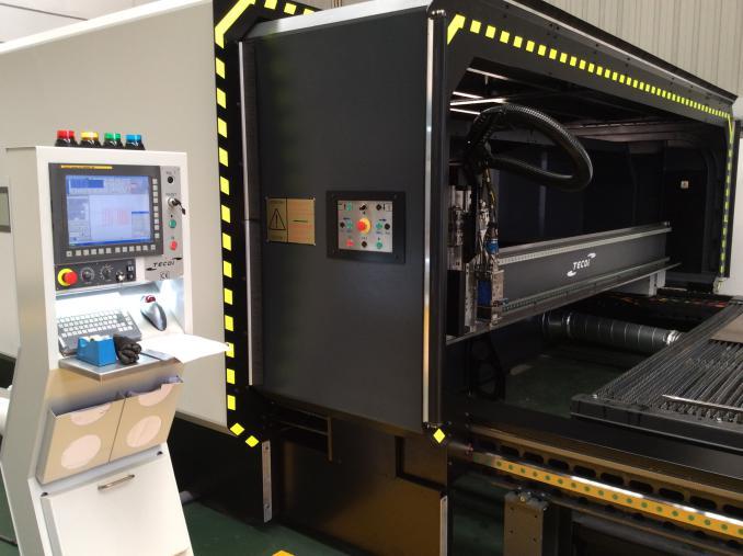 laser cutter computer control