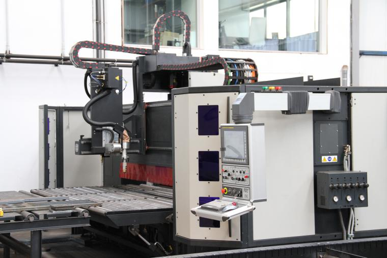 tecoi laser cutting machinery