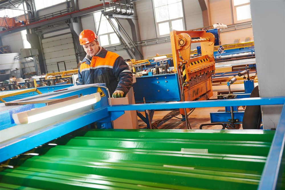 4 Roll Plate Benders