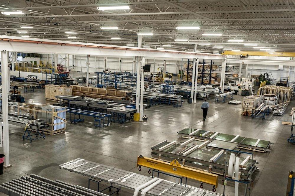 U.S. Manufacturing Expands