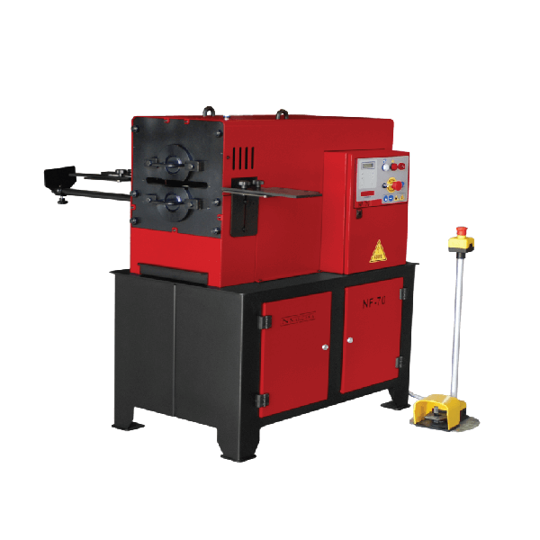 End Wrought Iron Machine Videos