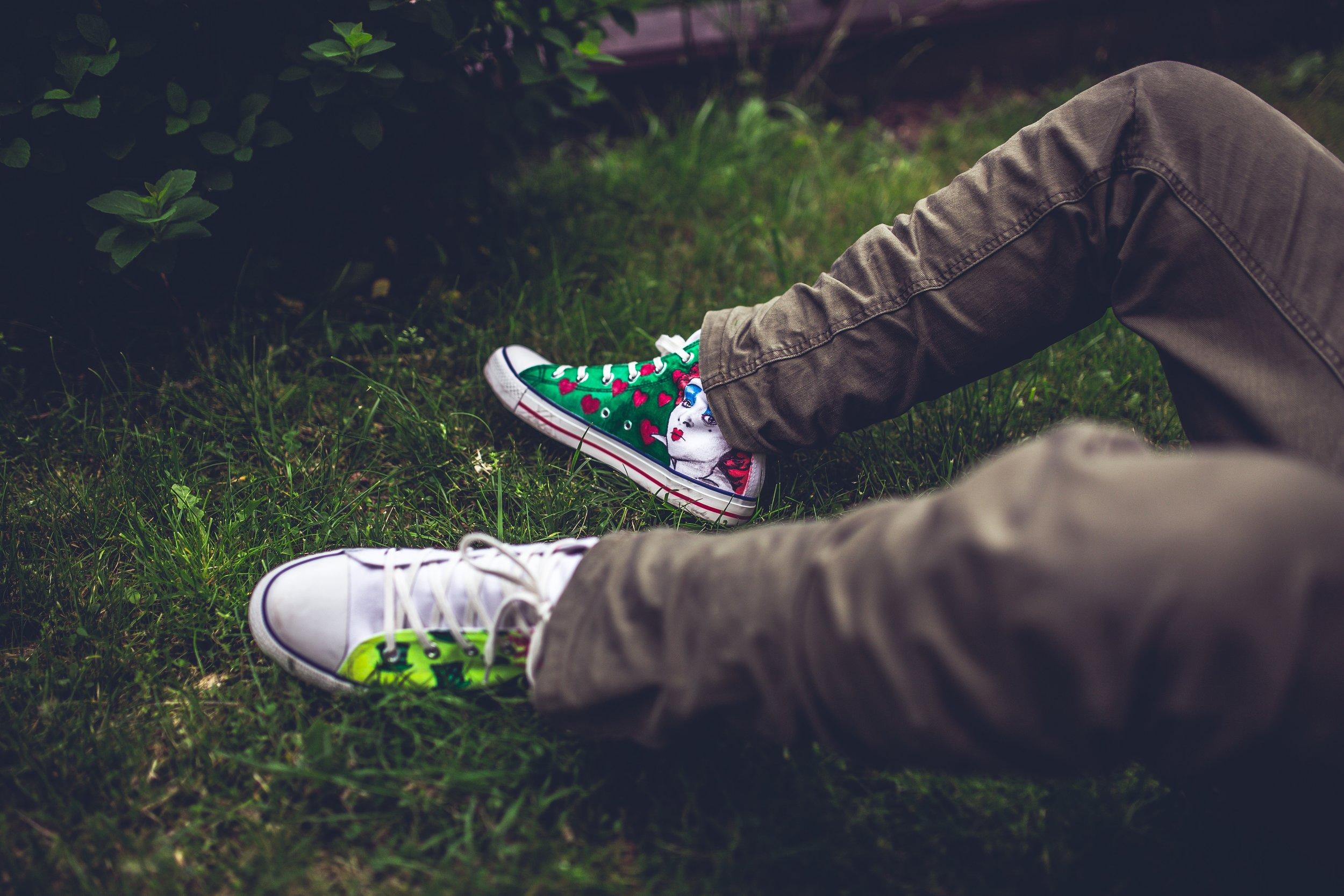 Shoe Tying Hack 101 — Tater Tots Christian Preschool