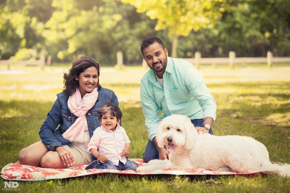Boston Family portraits