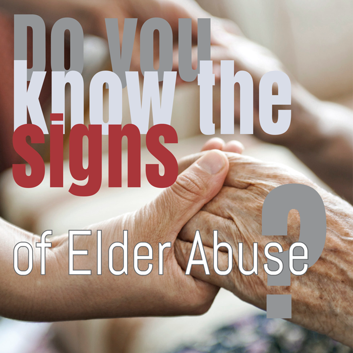 Look for these signs of nursing home abuse and neglect in your loved one.