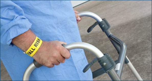 Falls in nursing homes present a large threat to the elderly.